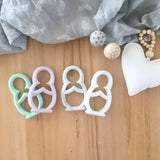 Babushka Silicone Teether