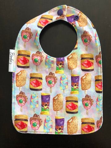 Aussie Sweet Treats Bib