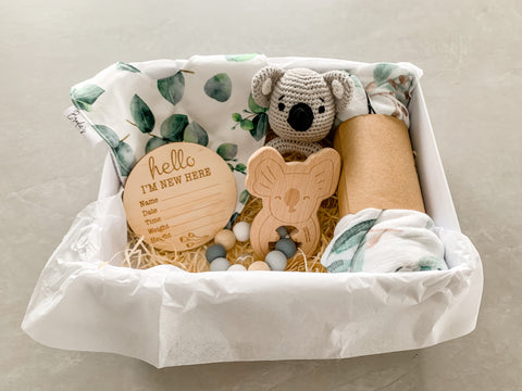 Native Koala Baby Gift Box