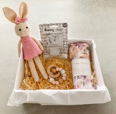 Easter Baby Girl Gift Box