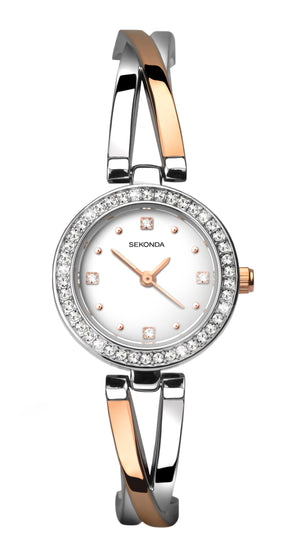 Sekonda Ladie's Two-Toned