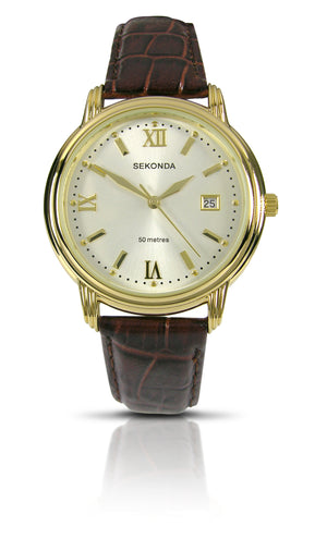Sekonda Men's Leather