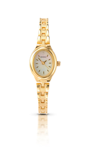 Sekonda Ladie's Gold Plated