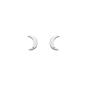 Amulet Crescent Earrings