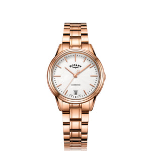 Rotary Rose Gold Cambridge