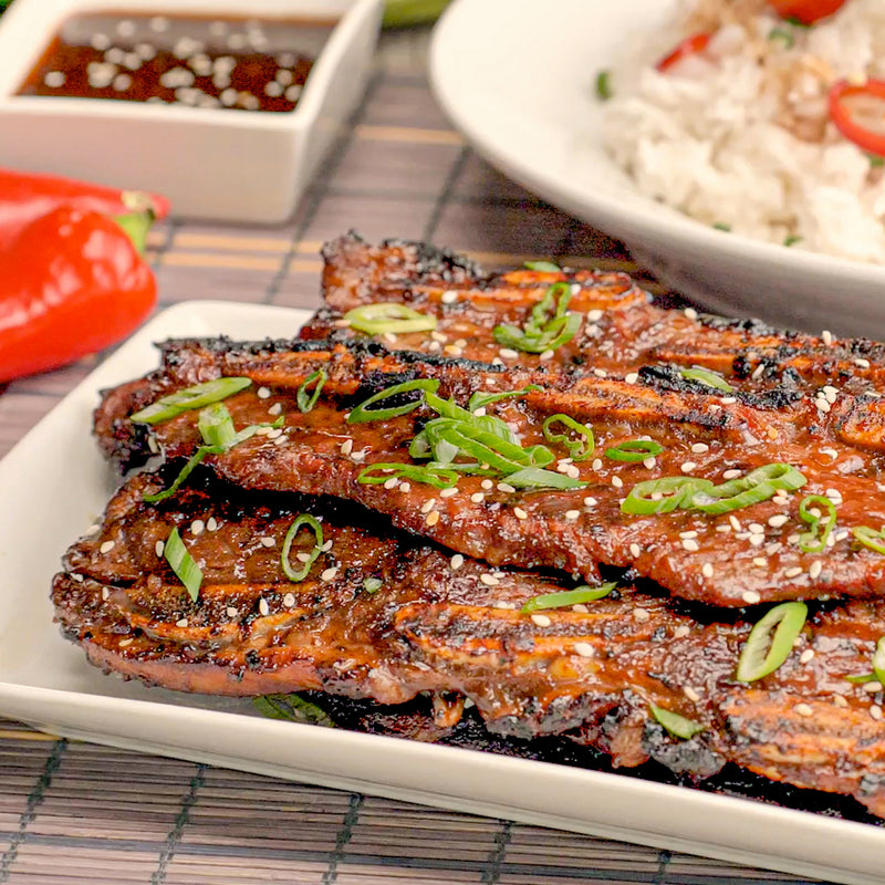Recipe - Korean Short Ribs - Kinder's