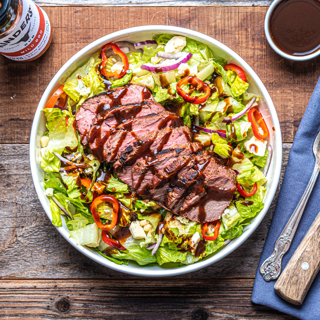 Grilled Tri-Tip Steak Salad