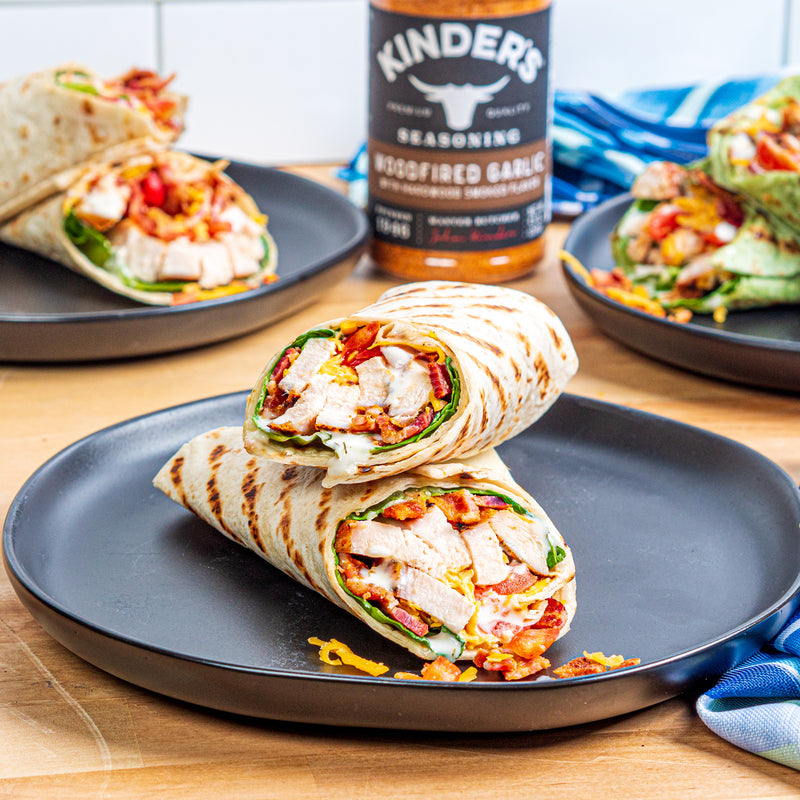 Kinder's Chicken Bacon Ranch Wrap