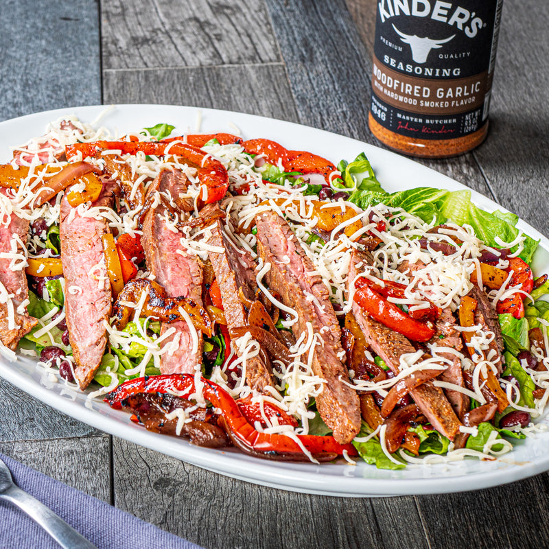 Kinder's Flank Steak Salad