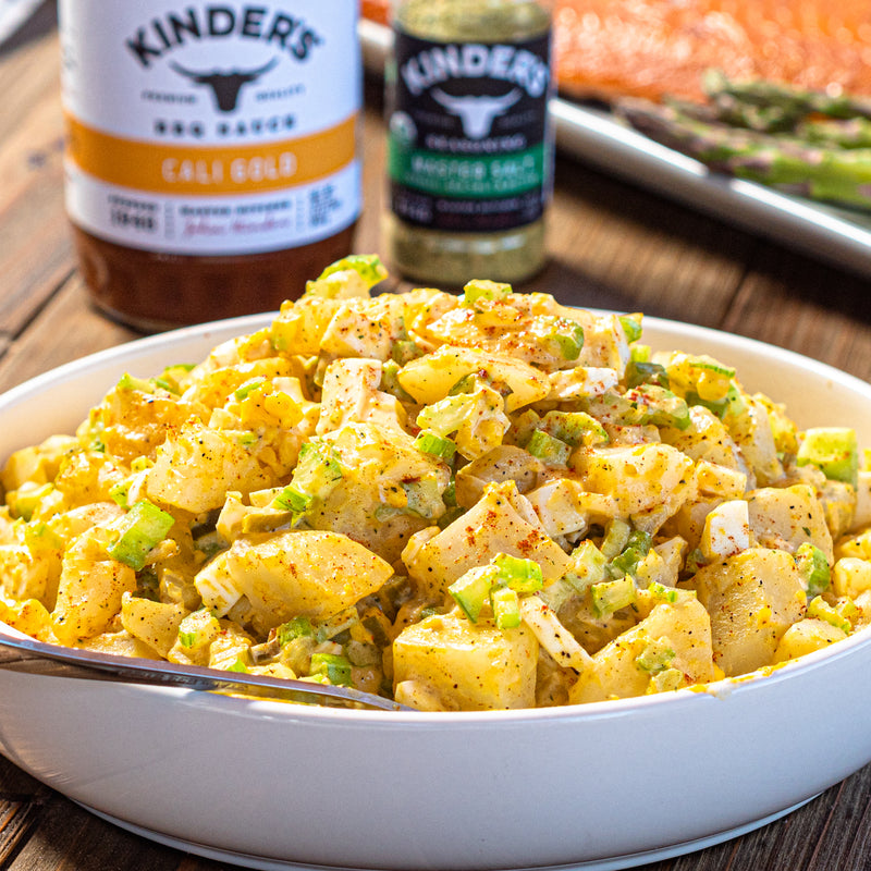 Cali Gold Potato Salad
