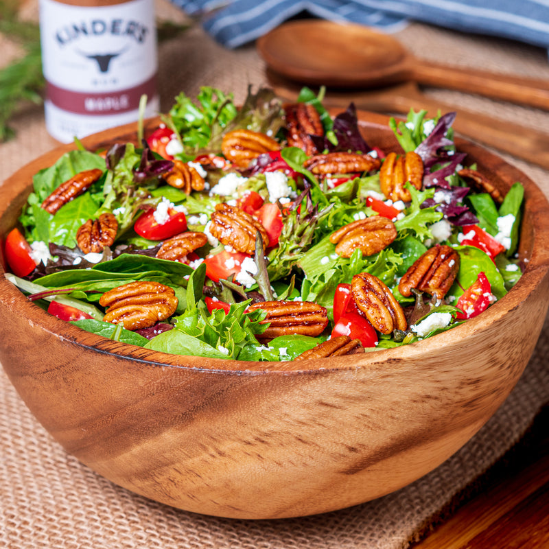 Kinder's Candied Pecan Salad