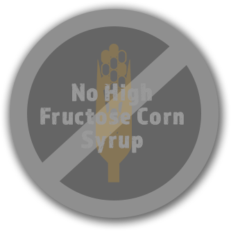 No High Fructose Corn Syrup