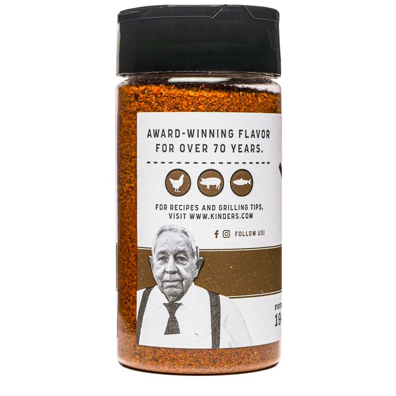 Handcrafted BBQ Rub 5 oz.