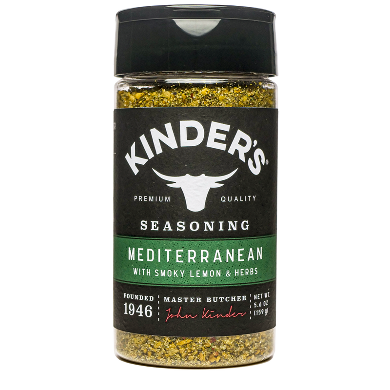Handcrafted Mediterranean Seasoning 5.6 oz.