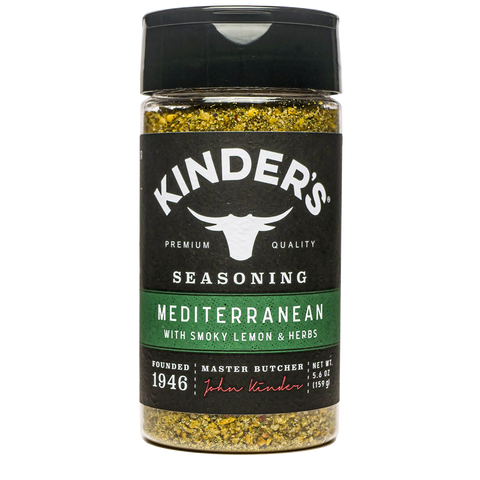 Image of Mediterranean Seasoning