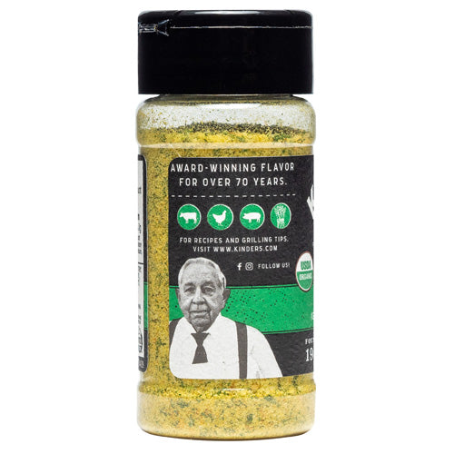 Organic Master Salt Seasoning 2.75 oz.