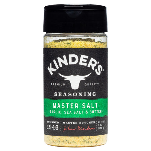 Handcrafted Master Salt Seasoning 6 oz.