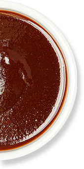 BBQ Sauce Bg Graphic Left