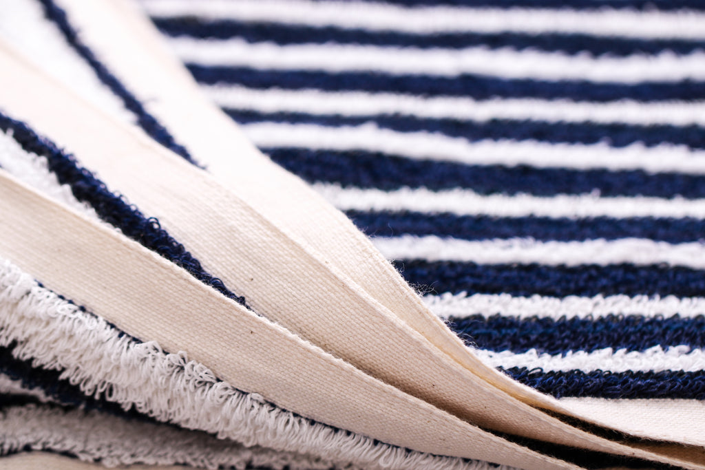 Santorini Stripe, Extra Large Towel