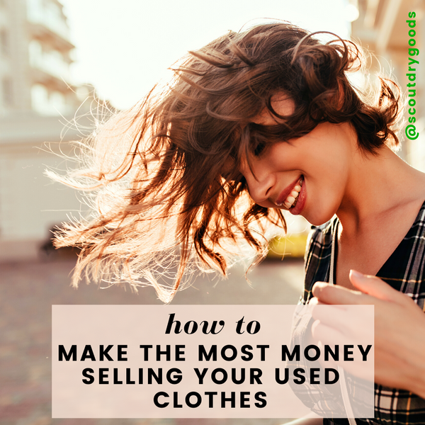 Sell Clothes in Omaha and Make More Money with These Tips
