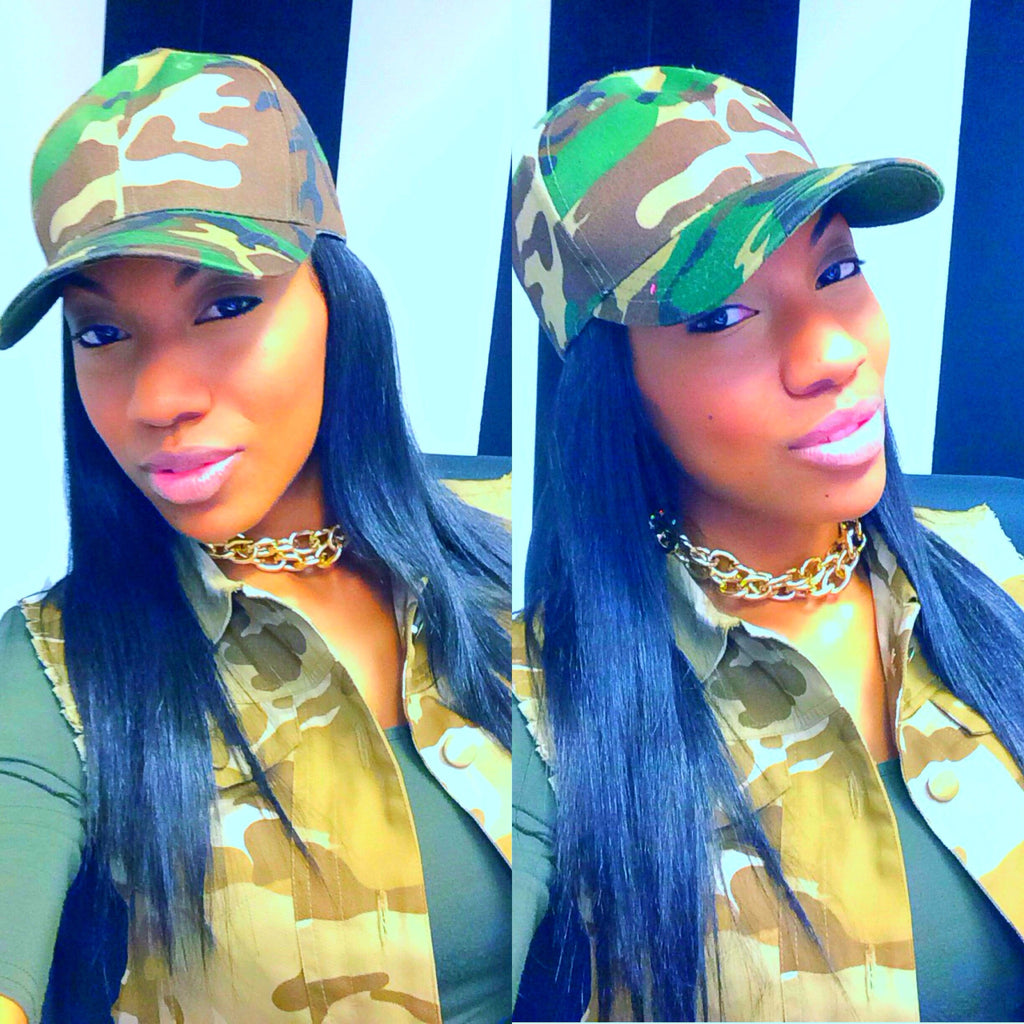 Army Fatigue Hat