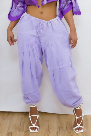 Purple Wash out Hangman Pants (Xs,S,M,L)