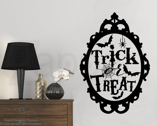Trick or Treat Halloween