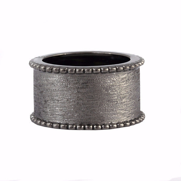 Dearest Ring Oxidized Silver - Shoshanna Lee
