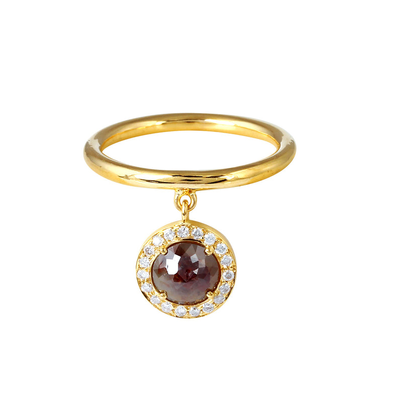 Darling Ring 18K Gold - Shoshanna Lee