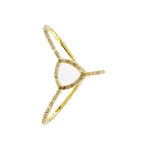 Adored Ring - Yellow Gold