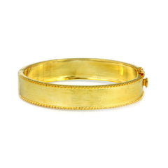Yellow Gold Plated Dearest Bracelet