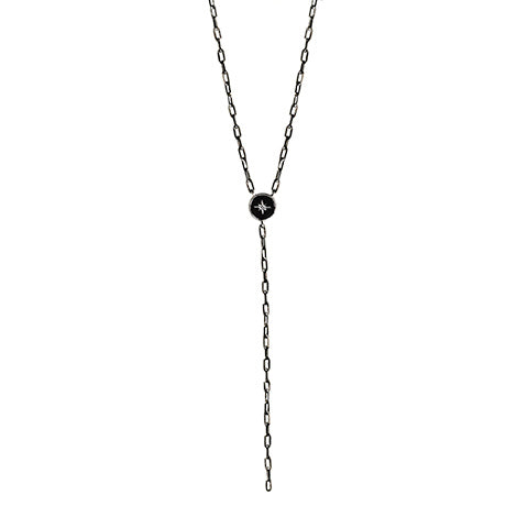 Renee Y Necklace - Shoshanna Lee