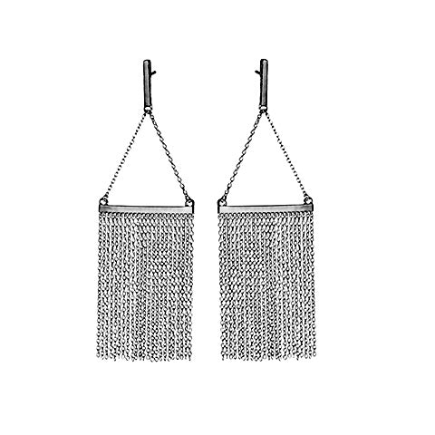 Chandelier Earrings Oxidized - Shoshanna Lee