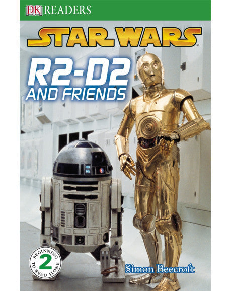 Dk Readers Star Wars R2 D2 And Friends