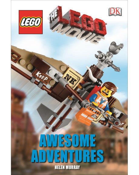 Dk Readers The Lego Movie Awesome Adventures