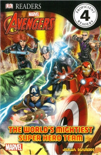 Dk Readers The Worlds Mightiest Super Hero Team