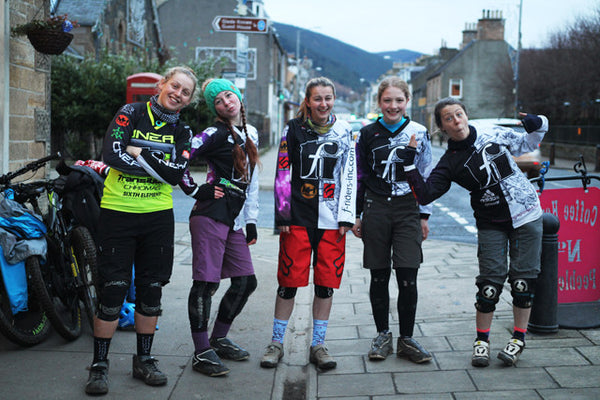 Female Riders Race Team 2017