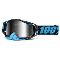 100% MX DH Goggles Racecraft Acid Nam Black Turquoise