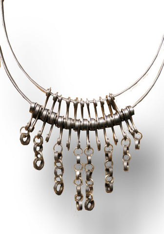 Bits of Bike - Gush Necklace