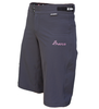 DHaRCO Ladies Gravity Shorts - black charcoal, MTB DH / Freeride / Enduro / Trails / BMX 2