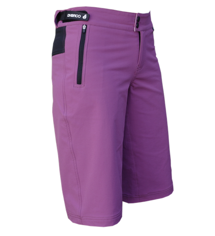 DHaRCO Ladies Gravity Shorts- purple orchard