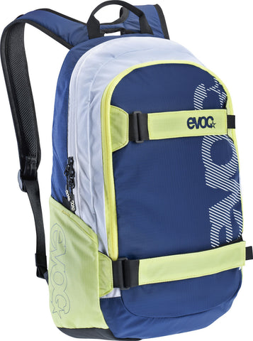 Evoc Street Backpack, Navy & Lime
