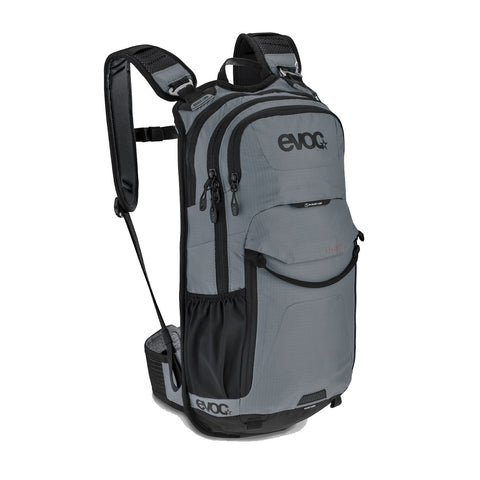 Evoc Stage Backpack 12 Litre in Stone Grey