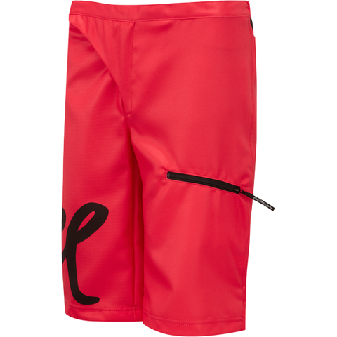 Flare Clothing Co - Womens Cycling MTB Shorts - Pink 1