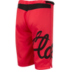 Flare Clothing Co - Womens Cycling MTB Shorts - Pink 2