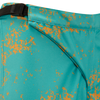 Flare Clothing Co - Womens Cycling MTB Shorts - Roost Yellow/Teal 3