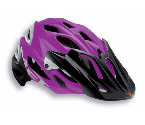 MET Parabellum Purple All Mountain Helmet Purple
