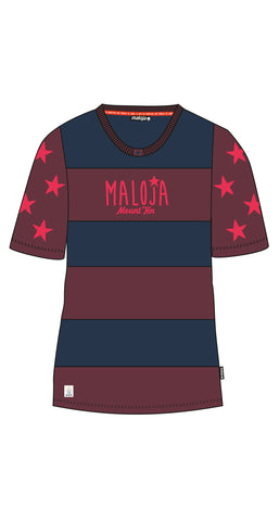 Maloja 2015 NataliaM Womens Short Sleeve Freeride Top_Root_Front