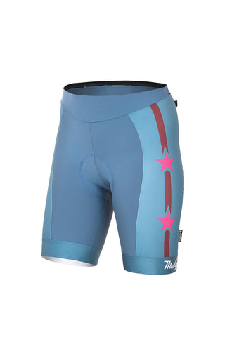Maloja JamilaM Women's Bike Shorts, Azur, Women's Cycling Shorts