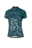 Maloja MarrakeshM Women's Bike Shirt, Azur, Women's Cycling Top 2